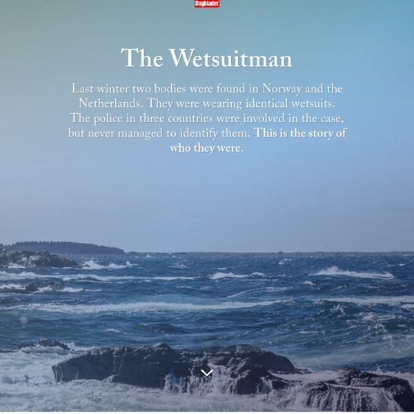 The Wetsuitman