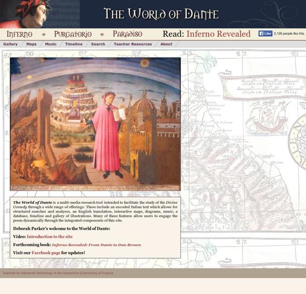 The World of Dante