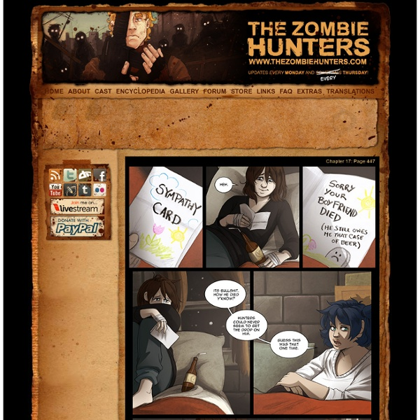 The Zombie Hunters