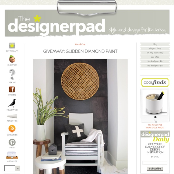 TheDesignerPad - The Designer Pad