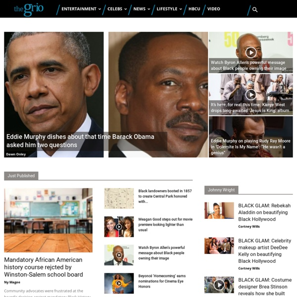 African American Breaking News and Opinion