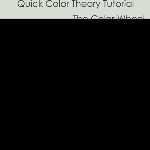 Color_Theory_Crash_Course_by_pronouncedyou.png (PNG Image, 595x5315 pixels)