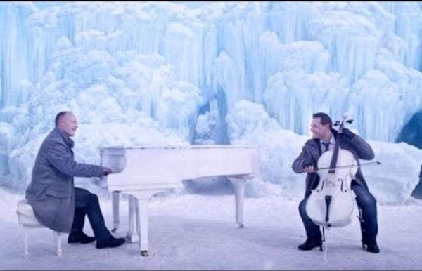 """ThePianoGuys - Let It Go (Disney's """"Frozen"""") Vivaldi's Winter"""
