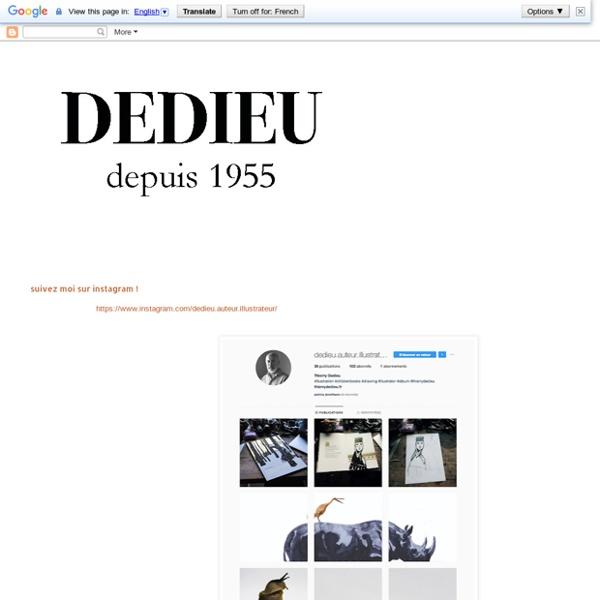 Thierry Dedieu fait des histoires