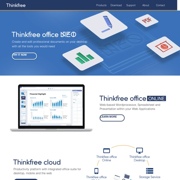 ThinkFree Cloud Office