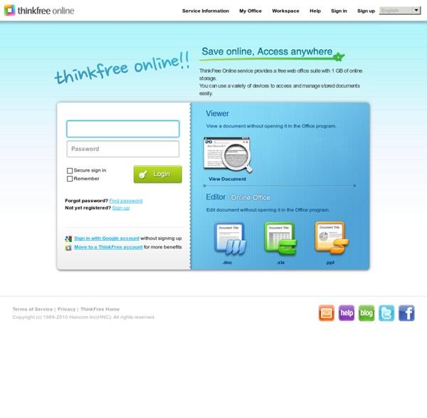 ThinkFree Online