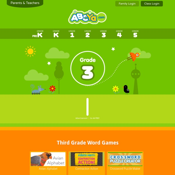Educational Computer Games and Apps for Kids