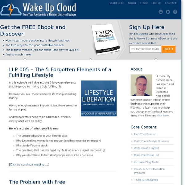 Every Cloud Has A Silver Lining – Personal & Business Development