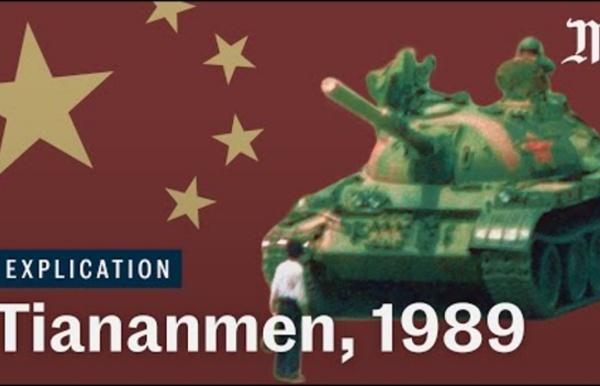Tiananmen 1989 : les origines du massacre