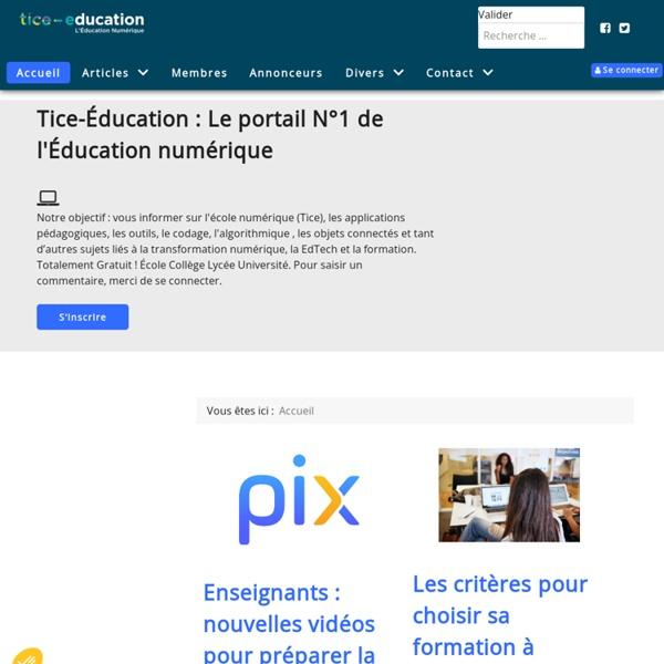 Tice-education