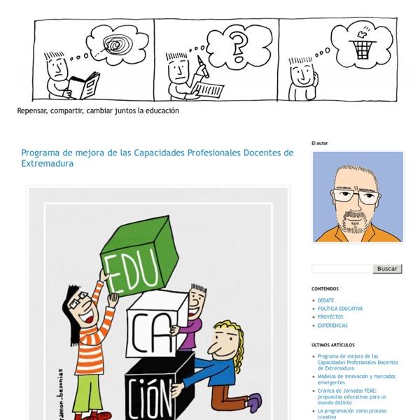 Blog de recursos educativos