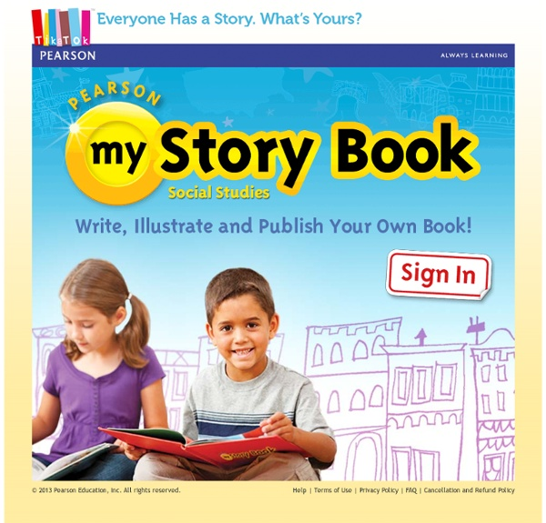 Tikatok - Kids Activities: Publish a Children's Book with Tikatok