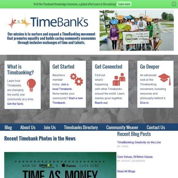 TimeBanks USA