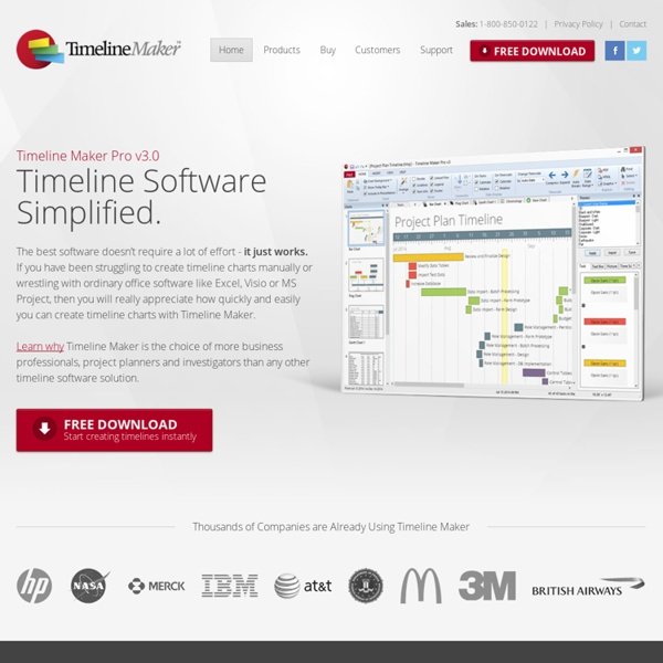 The Ultimate Timeline Software Timeline Maker Pro