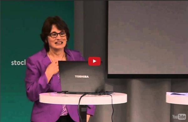 Helen Timperley om professionellt lärande - Del 1