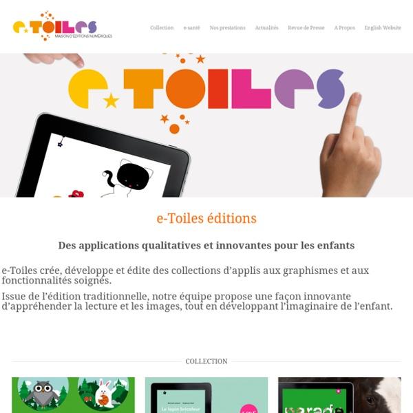 E-Toiles éditions