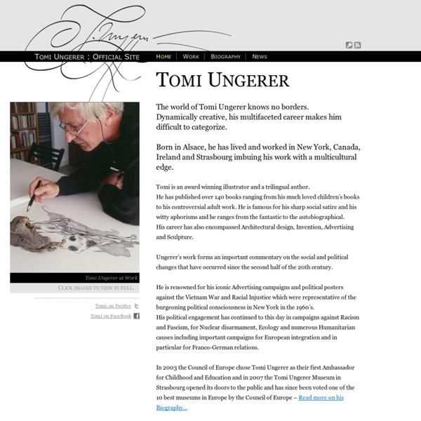 Tomi Ungerer - Official Website
