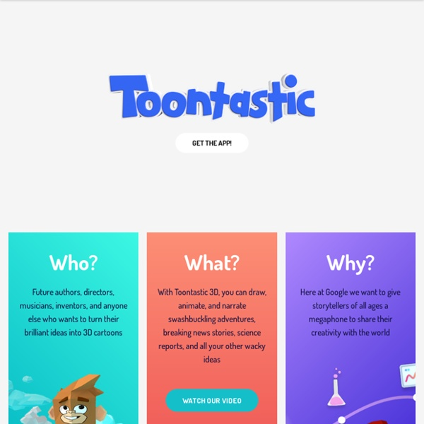 Creative Storytelling App