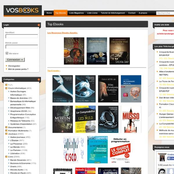 Top Ebooks
