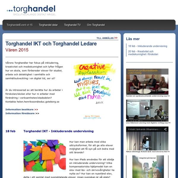 Torghandel Göteborg