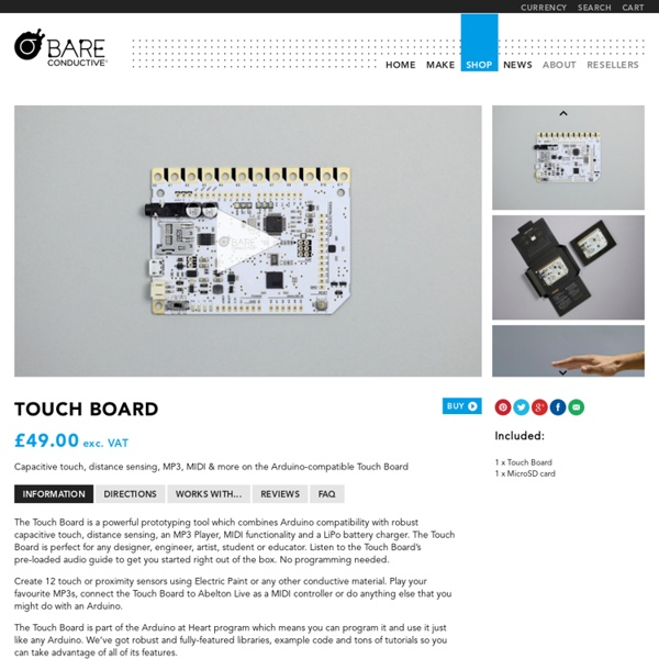 Touch Board