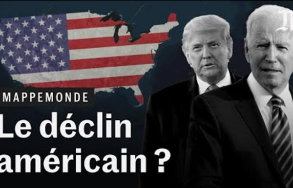 Les Etats-Unis de Trump sont-ils toujours le gendarme du monde ? (Mappemonde - 17')