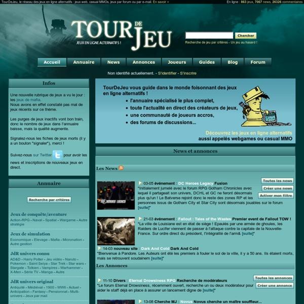 TourDeJeu