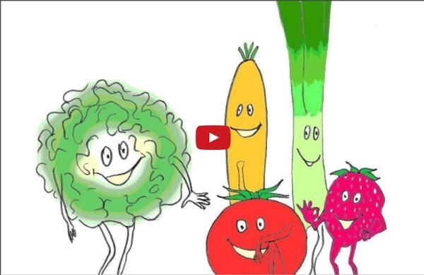Tous les légumes ♫