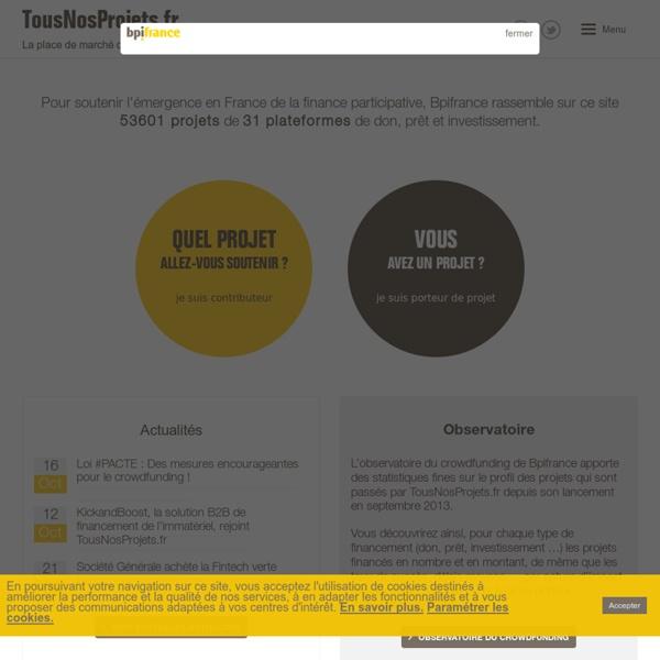 Tousnosprojets.fr