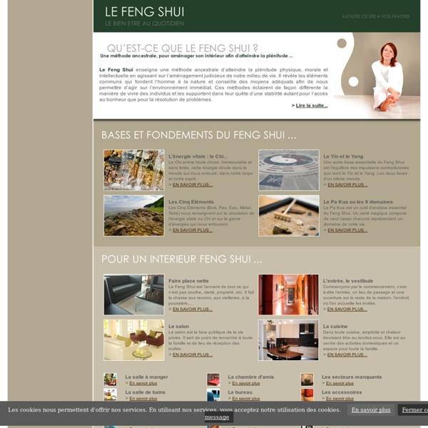 le fengshui tout sur la d coration feng shui pearltrees. Black Bedroom Furniture Sets. Home Design Ideas