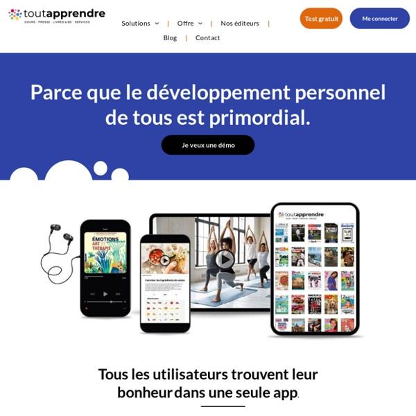 Toutapprendre.com