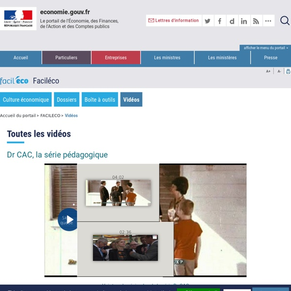 FACILECO - Toutes les vidéos