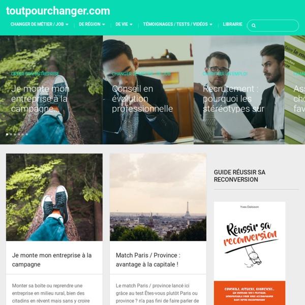 Toutpourchanger.com