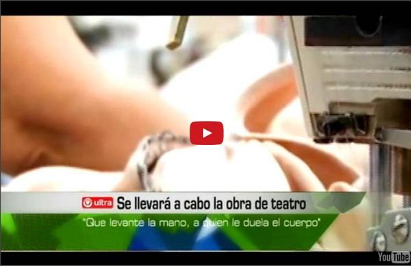 Mujeres trabajadoras de maquilas padecen daños en columnas