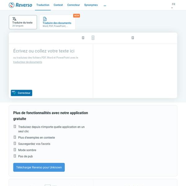Traduction gratuite, Dictionnaire, Grammaire