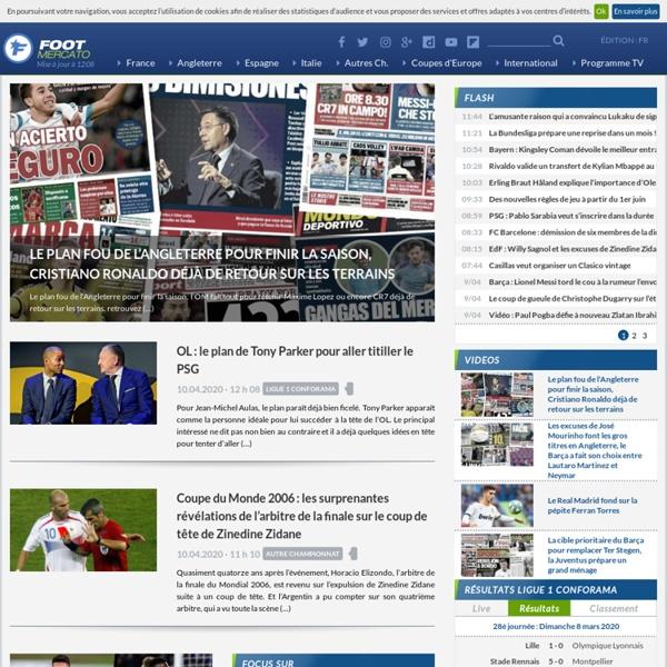 Les Clubs De Foot Les Plus Dépensiers Du Mercato D été: Foot Mercato : Info Transferts Football