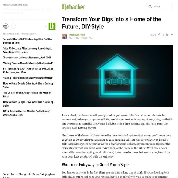 Automation News, Videos, Reviews and Gossip - Gizmodo