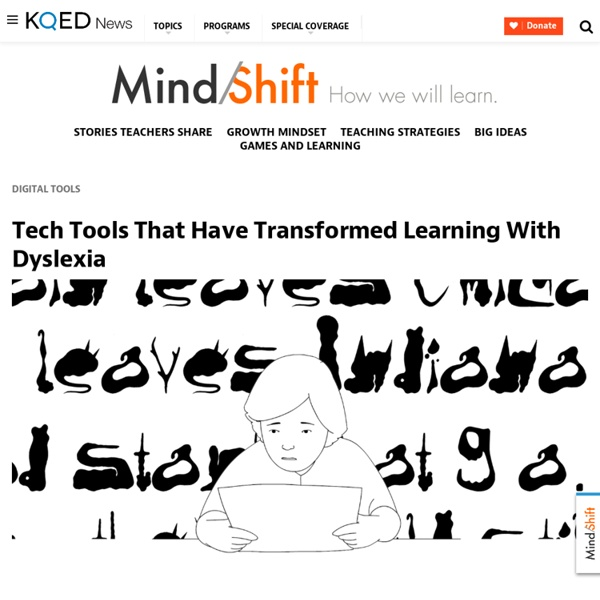 Tech Tools That Have Transformed Learning With Dyslexia