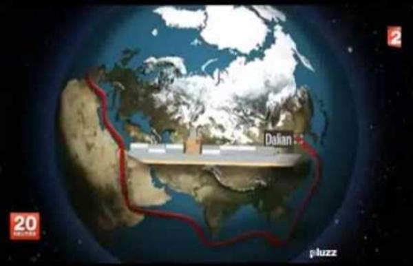 TRANSPORT : Routes maritimes internationales