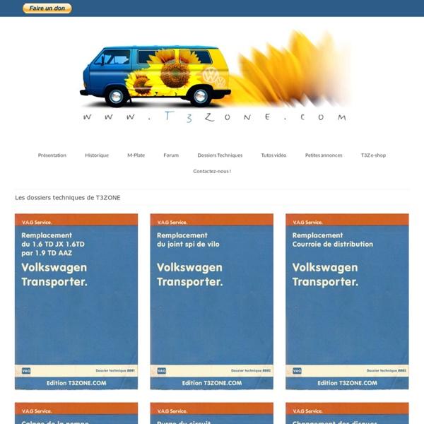 Le Forum du Transporter Volkswagen 3e génération - T3 - T25 -