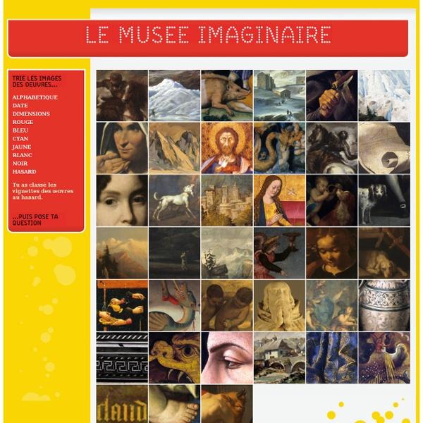 Transversales - Le musée imaginaire