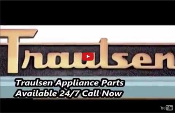 Traulsen Appliance Parts