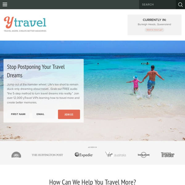 How to travel around the world and travel more- travel tips