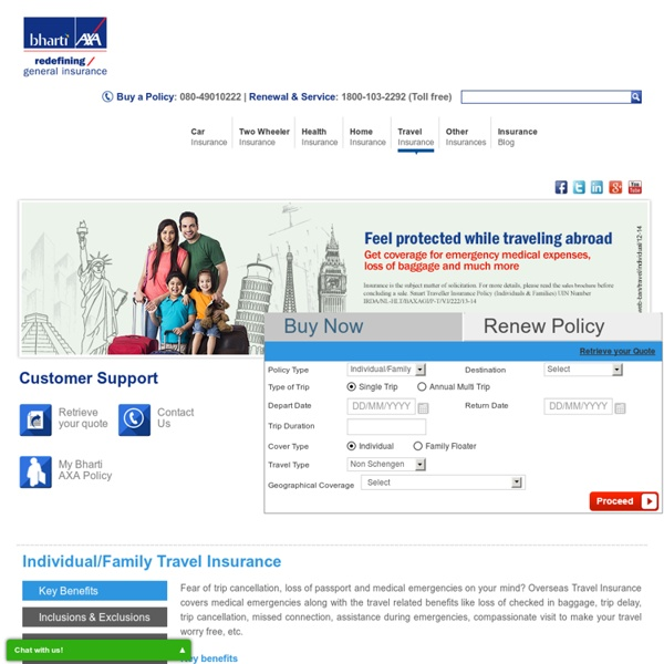 Family Travel Insurance Plans