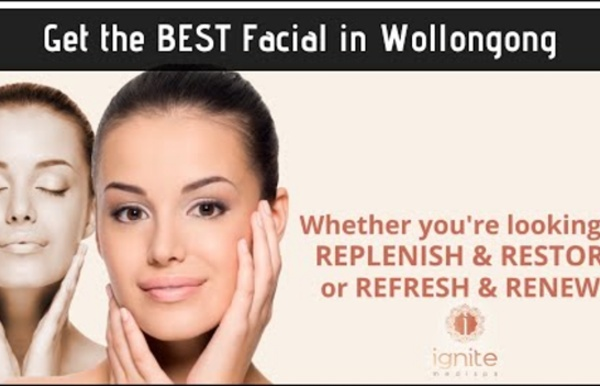 Best Facial Treatment at Wollongong Private Hospital Ignite Medispa Opening July 1st
