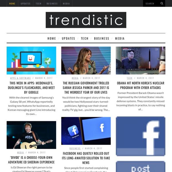 Trendistic.com: ever tried. ever failed. no matter. try again. fail again. fail better. -