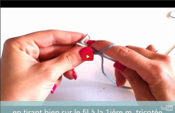 Tricoter une I-Cord