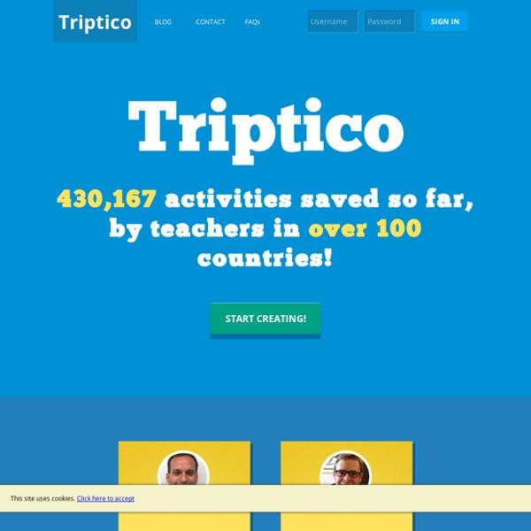 Interactive Resources for Imaginative Teachers
