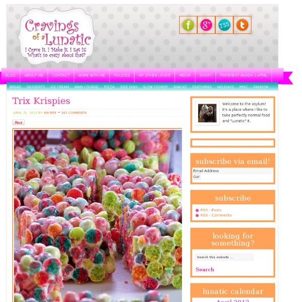 Trix Krispies