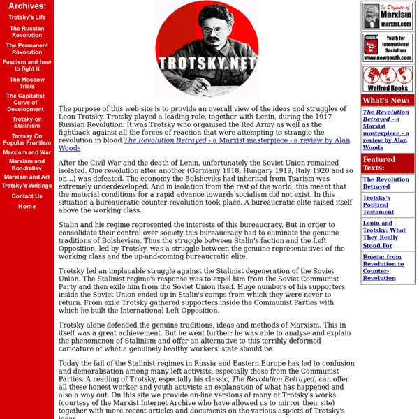 Trotsky.net
